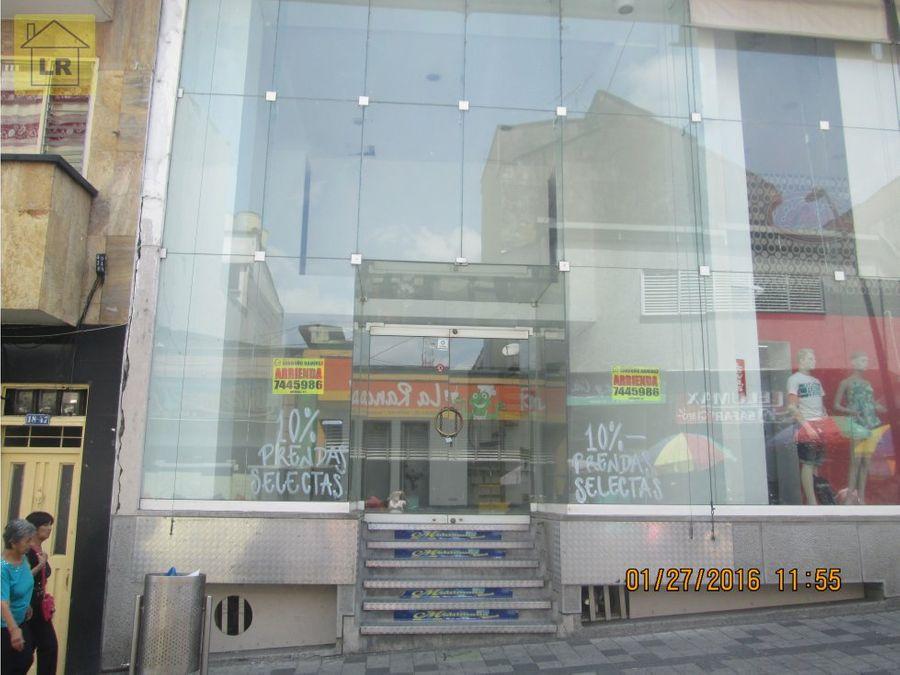 local centro armenia quindio