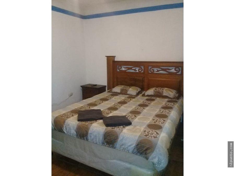 apartamento en condominio a la renta