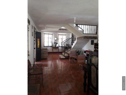 casa en venta en san juan del obispo antigua g