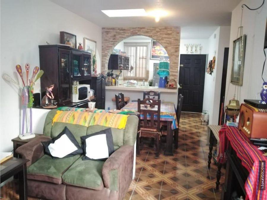 casa en venta en condominio en san miguel duenas