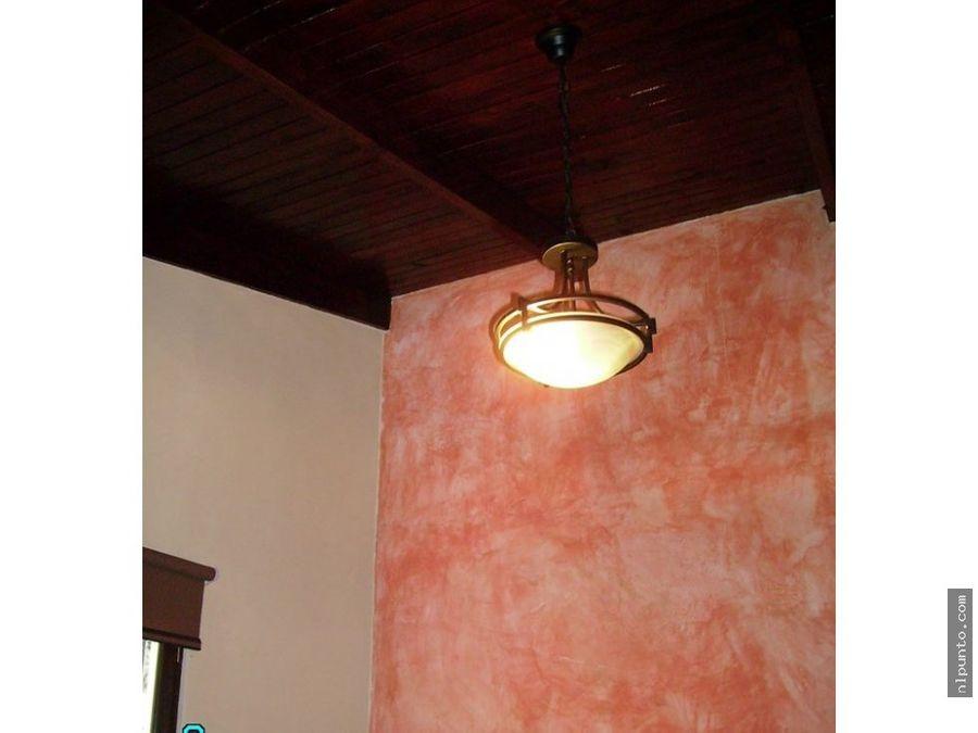 casa a la renta en condominio en san felipe