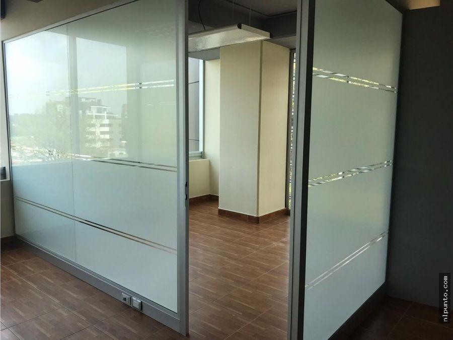 oficina a la renta en zona 15 ciudad de guatemala