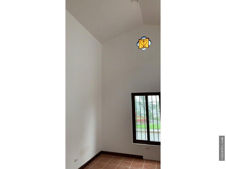 venta de casa en condominio san pedro las huertas