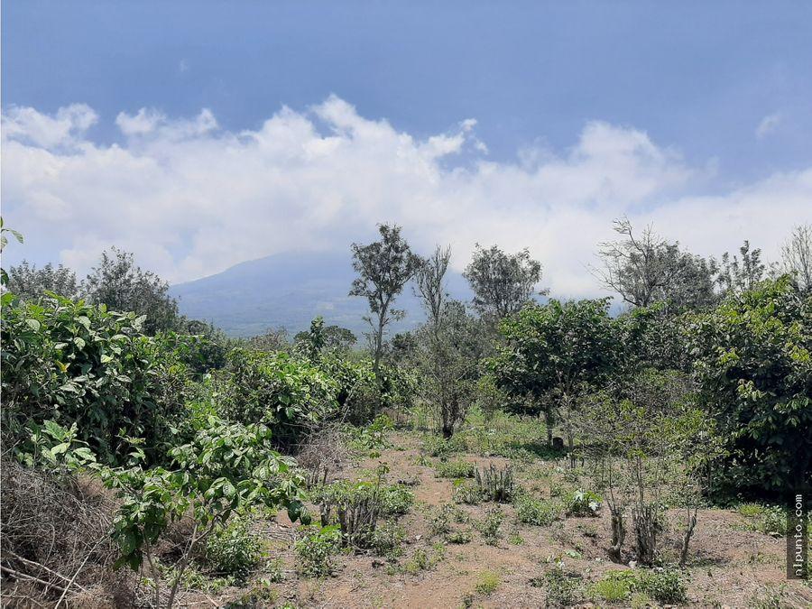 terreno con vistas sobre rn14 en venta 4 manzanas