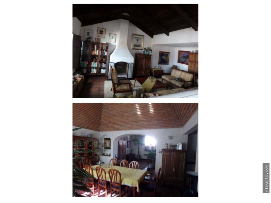casa en venta en el casco de antigua guatemala