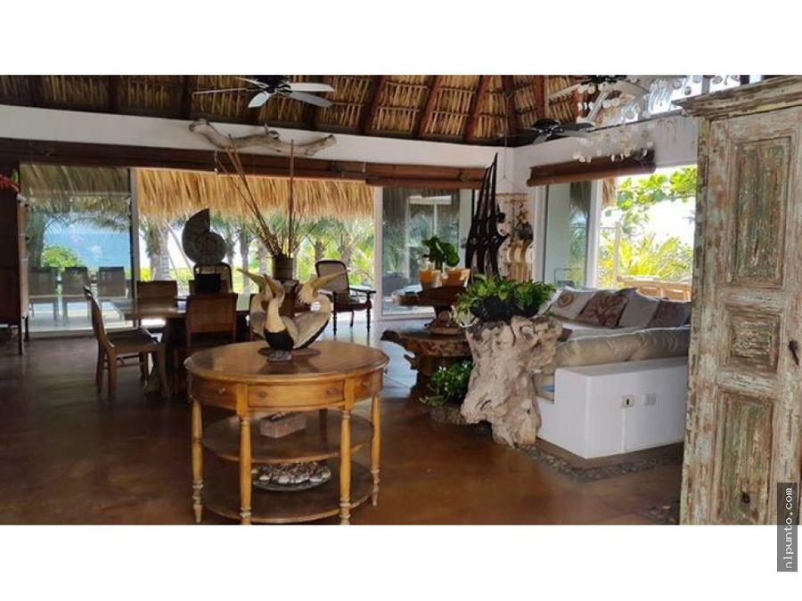 casa en la playa en venta