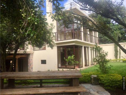 villa en venta en condominio en san miguel duenas