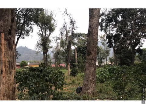 terreno a la venta en antigua guatemala