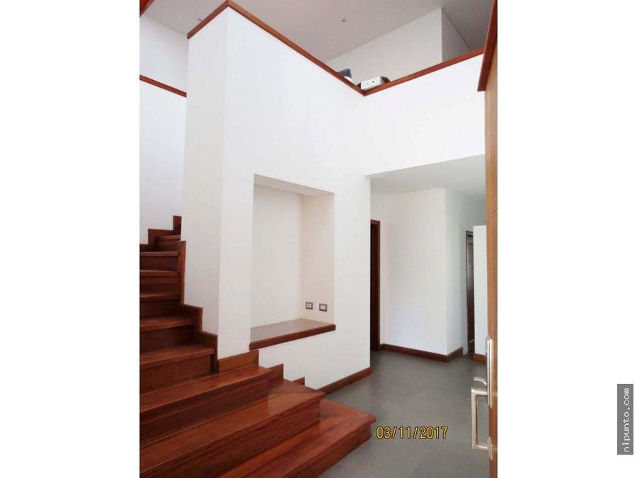 casa en venta o renta en zona 16 guatemala
