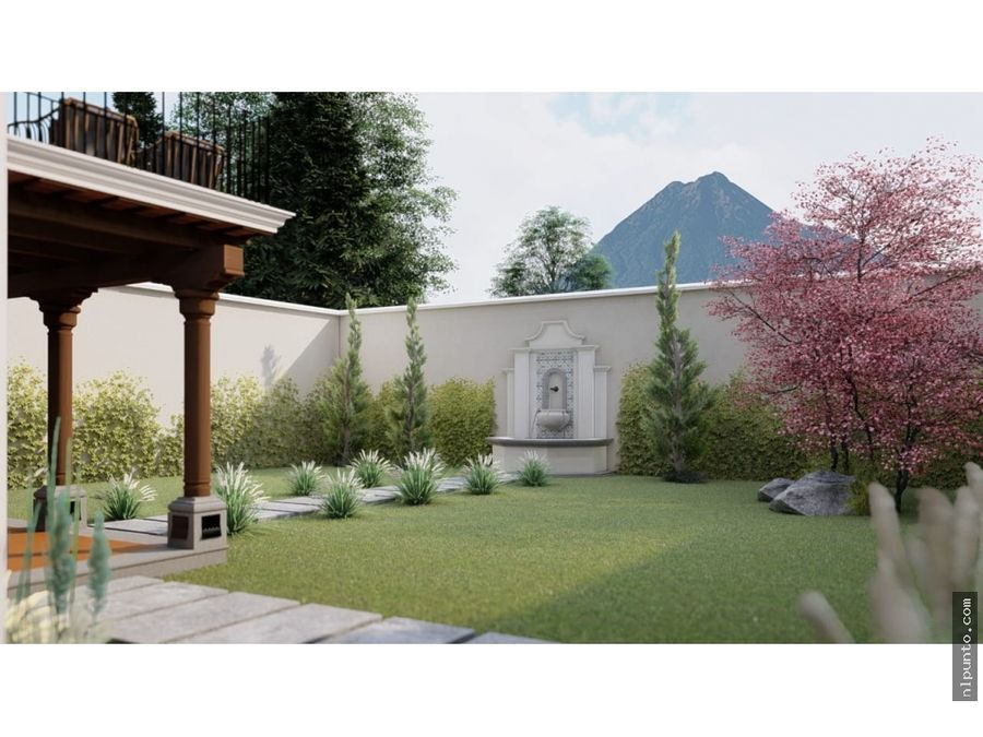 preciosa casa en venta en cortijo de las flores