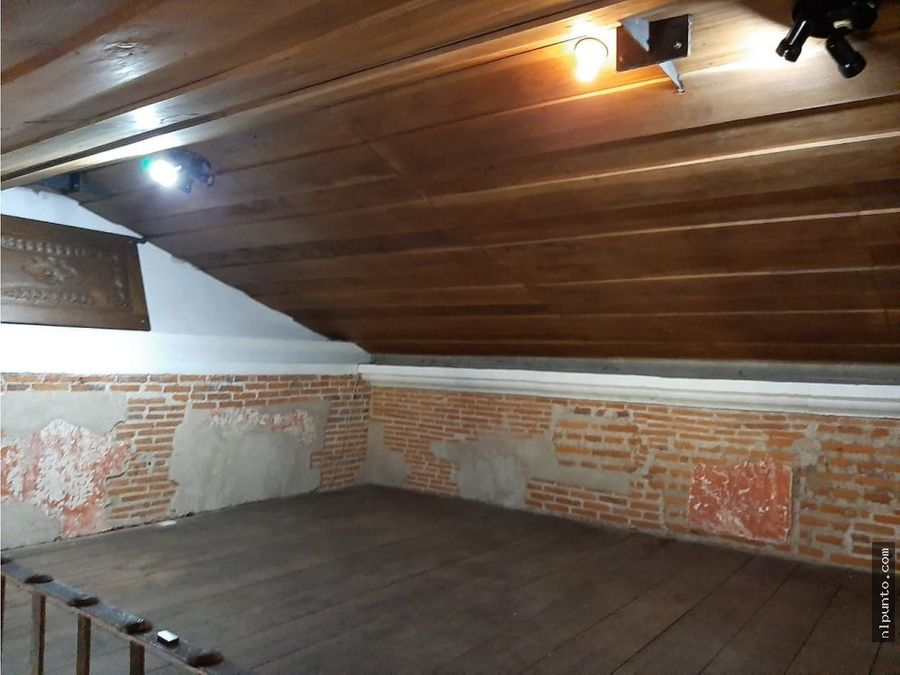 centrica casa comercial en renta en antigua