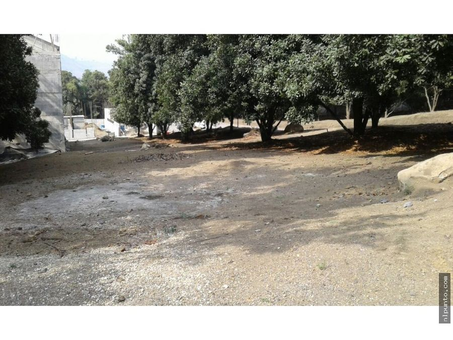 terreno en venta a 98 kms de antigua