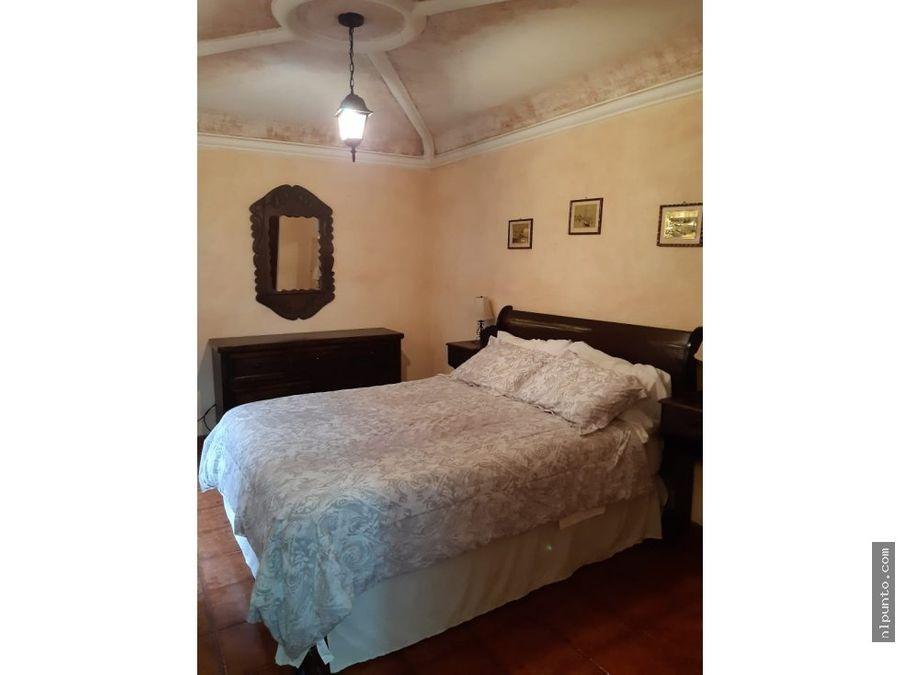 apartamento en condominio en el casco de antigua