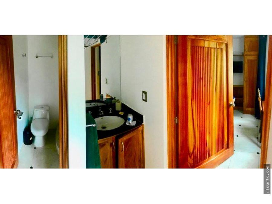 acogedora casa en renta en santa ana antigua g