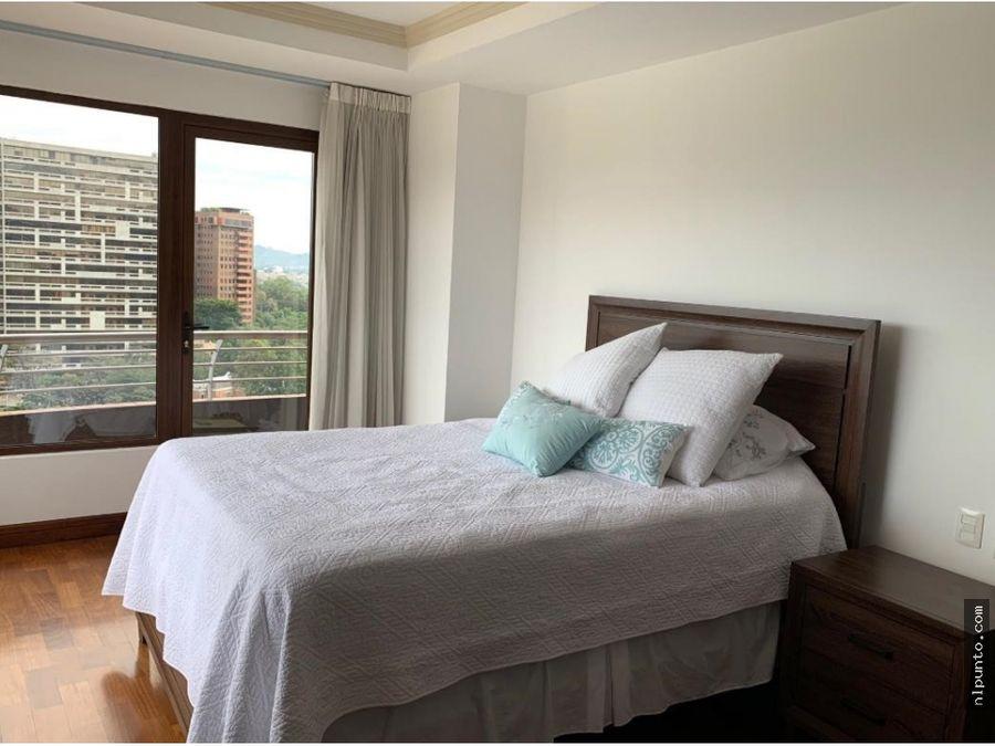 apartamento en renta en la zona 10 guatemala