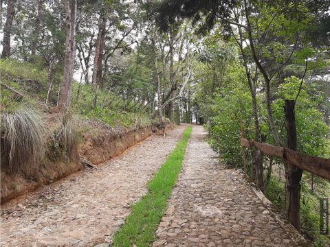 terreno en venta en el hato antigua guatemala