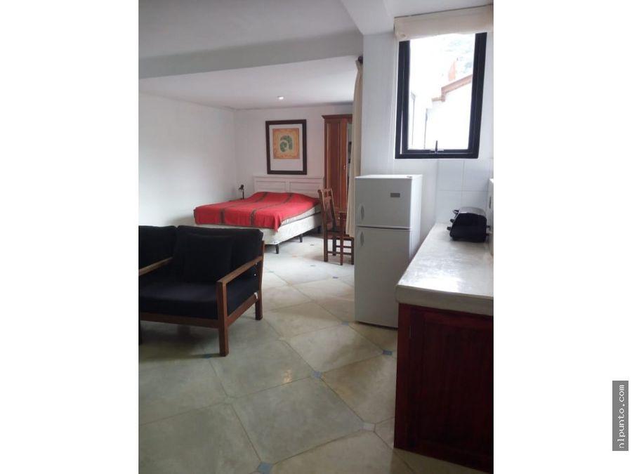 apartamento en renta en santa ana antigua g