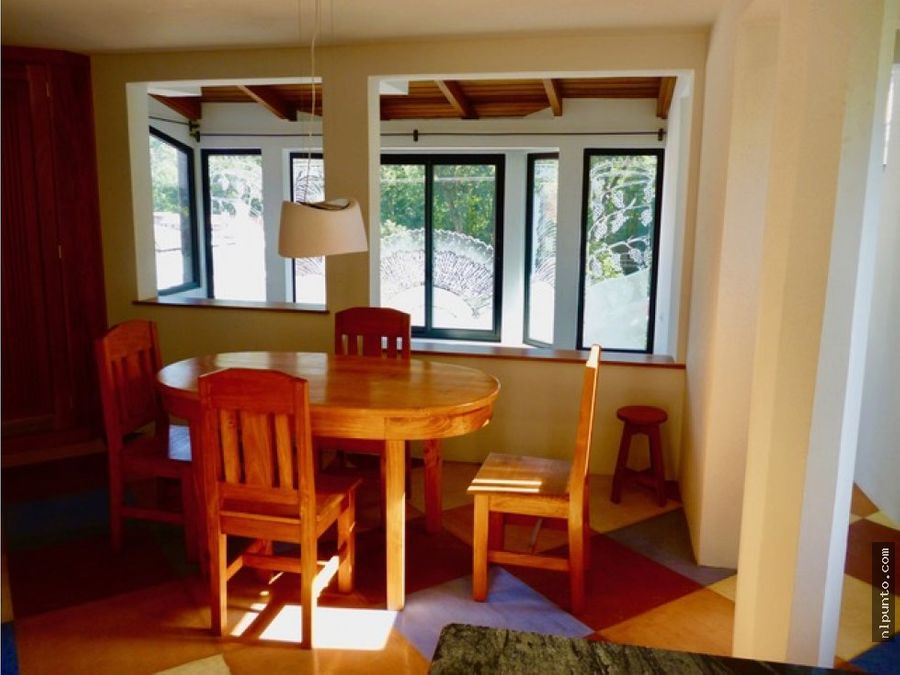 apartamento de dos habitaciones en renta