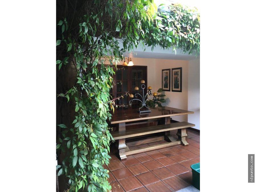 venta casa en condominio 5 min casco antigua