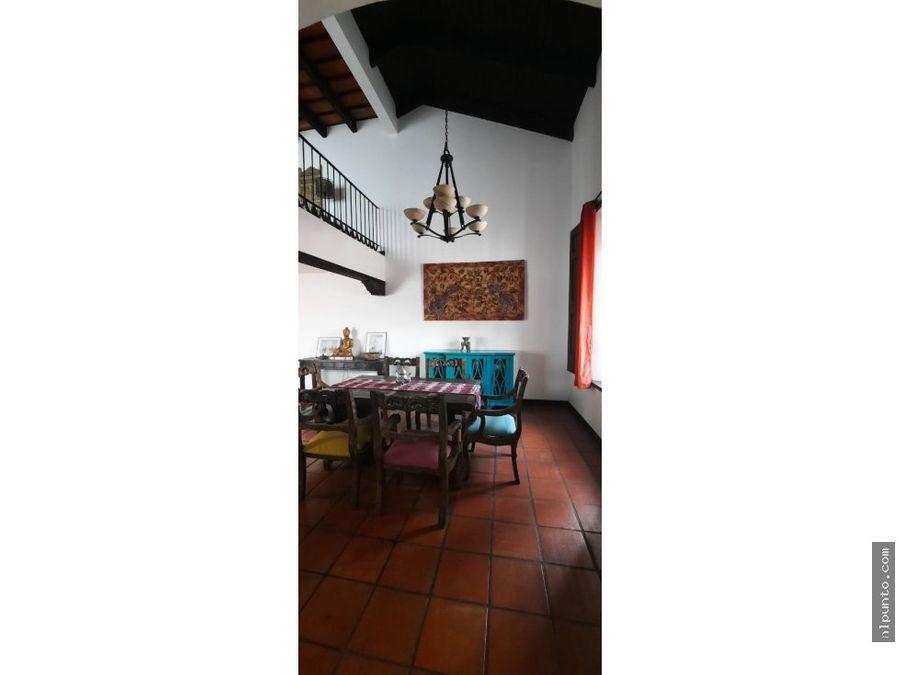 centrico loft en renta en antigua guatemala
