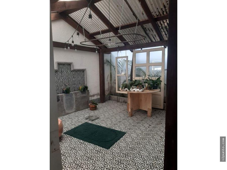 centrica casa en venta en antigua guatemala