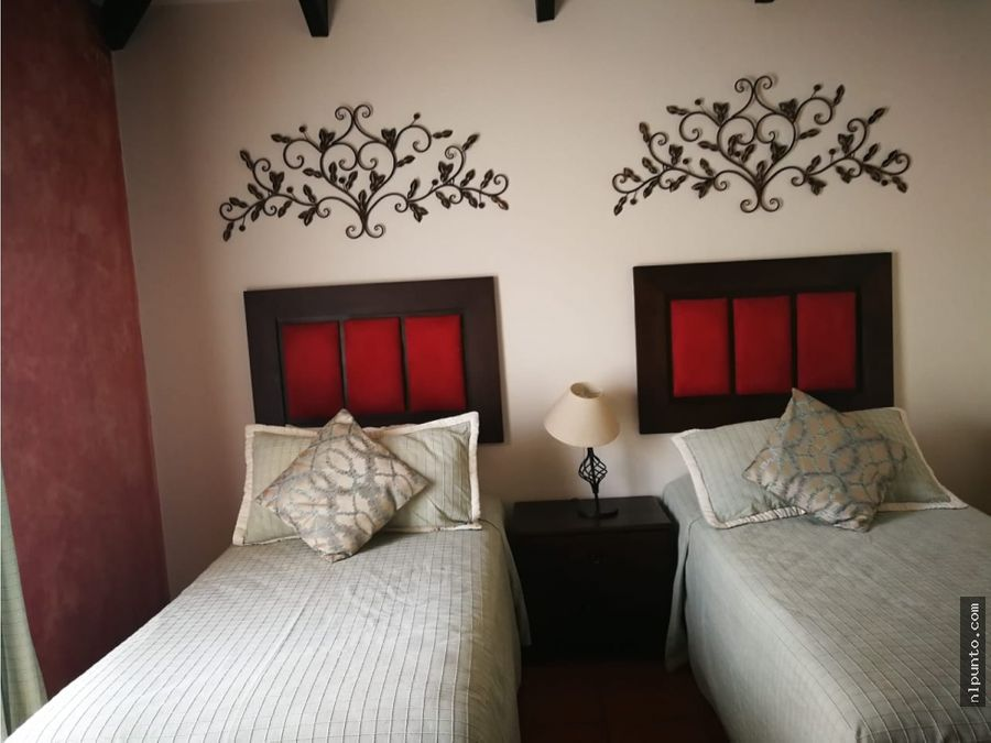 apartamento en renta en san juan del obispo