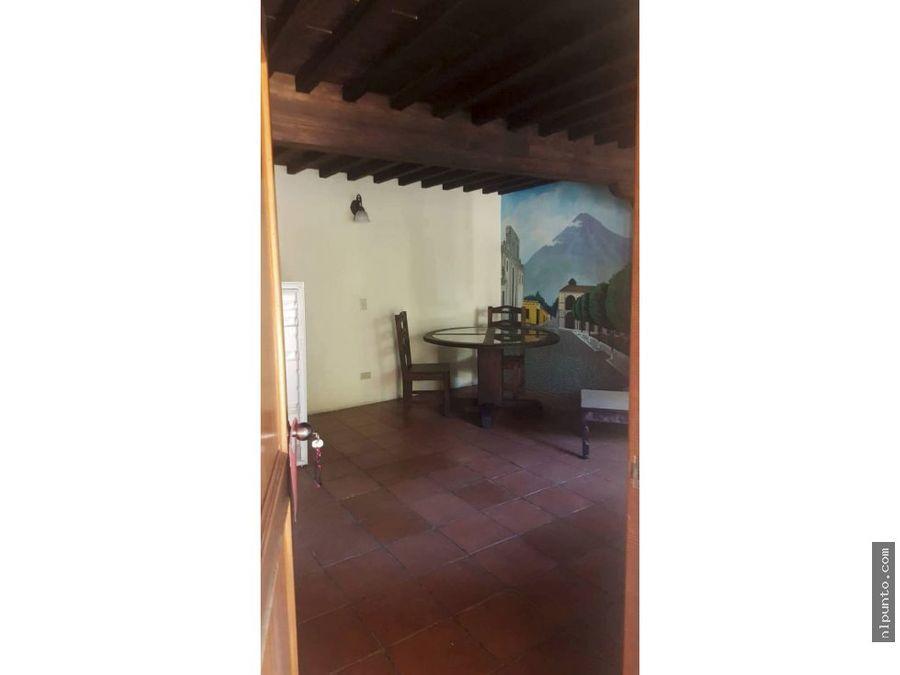 apartamento en renta en san bartolo antigua g