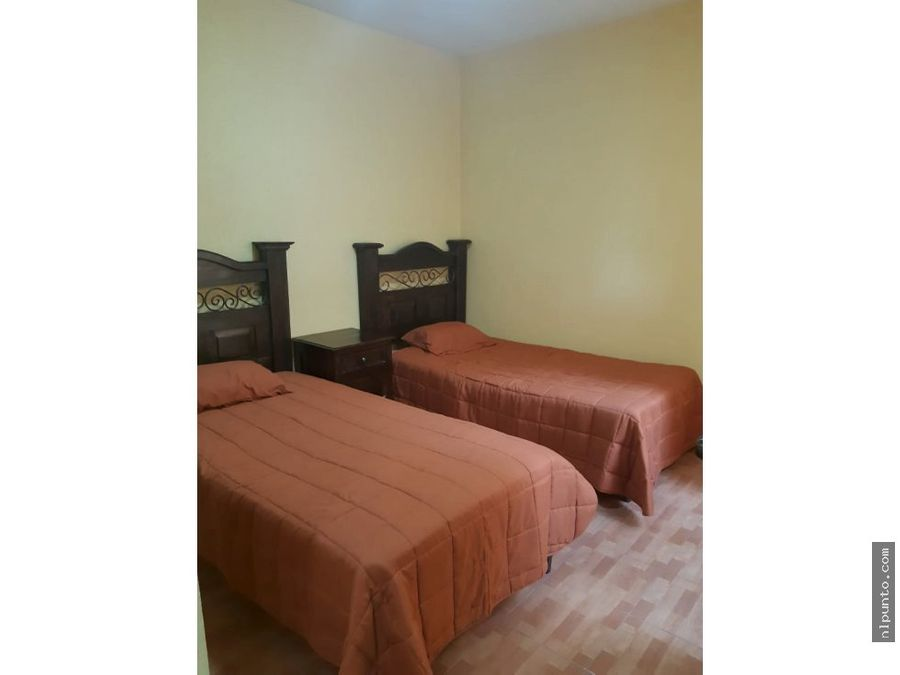 apartamentos en renta en san bartolo antigua g