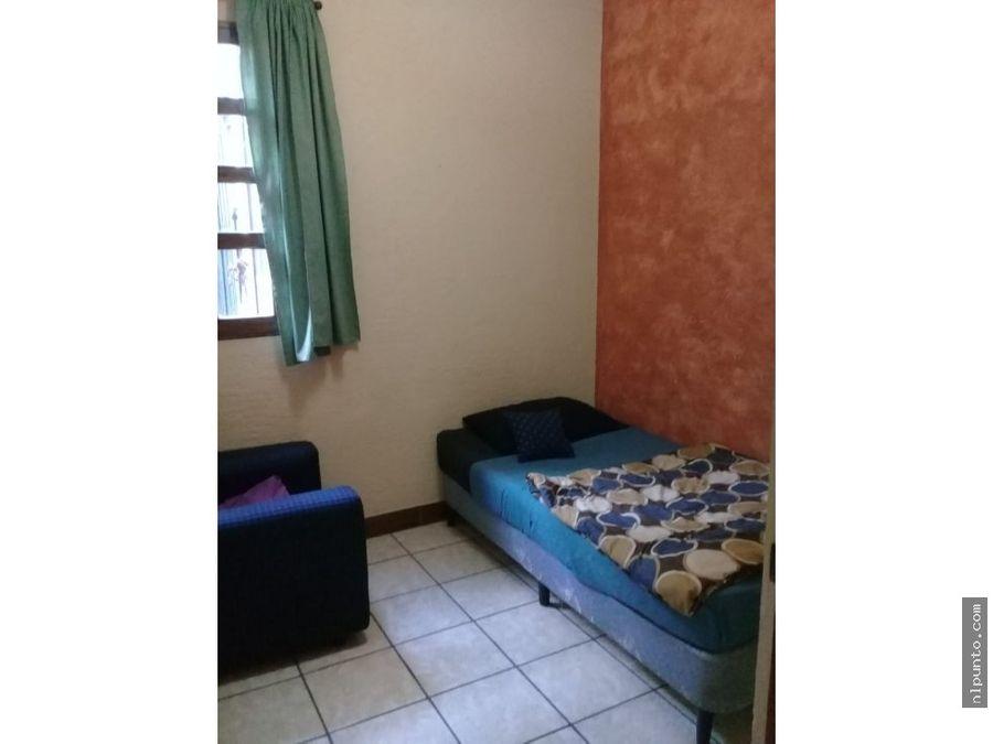 apartamentos en renta dentro de complejo antigua