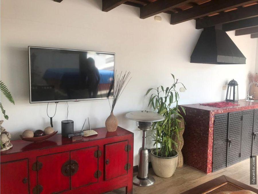 casa a la venta en condominio en antigua guatemala