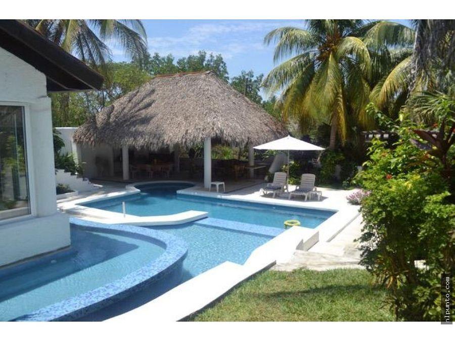 casa a la venta en la playa