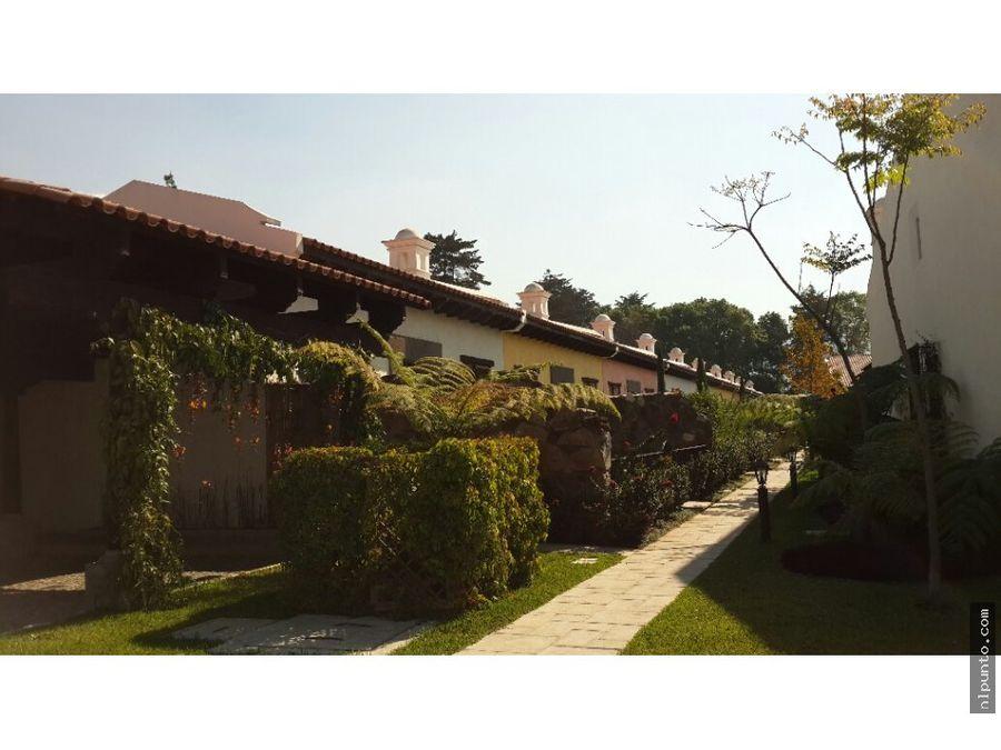 casa en venta en el area de jardines de antigua