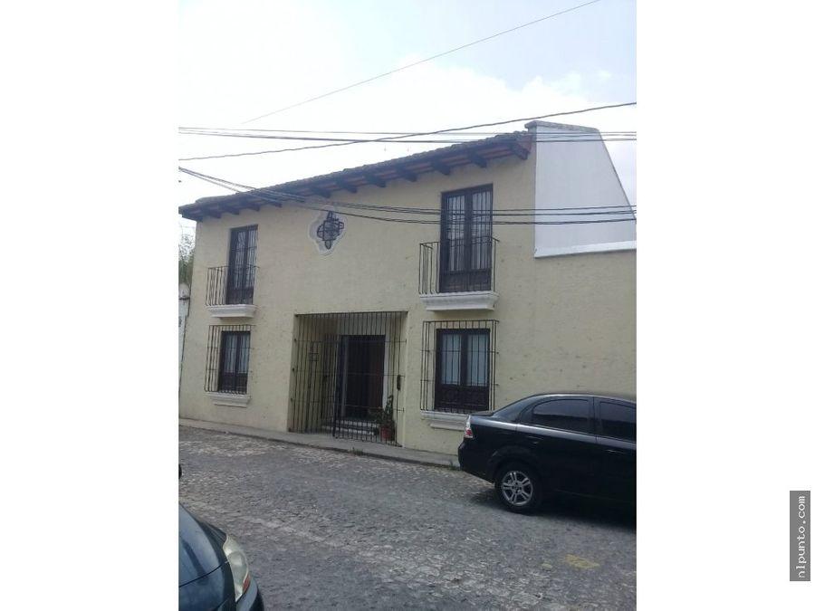 casa a la venta en el panorama antigua g