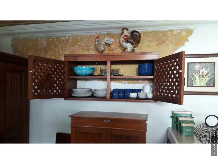 casa centrica en antigua en renta