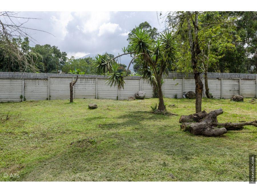 a la venta casa nueva en condominio en san pedro las huertas