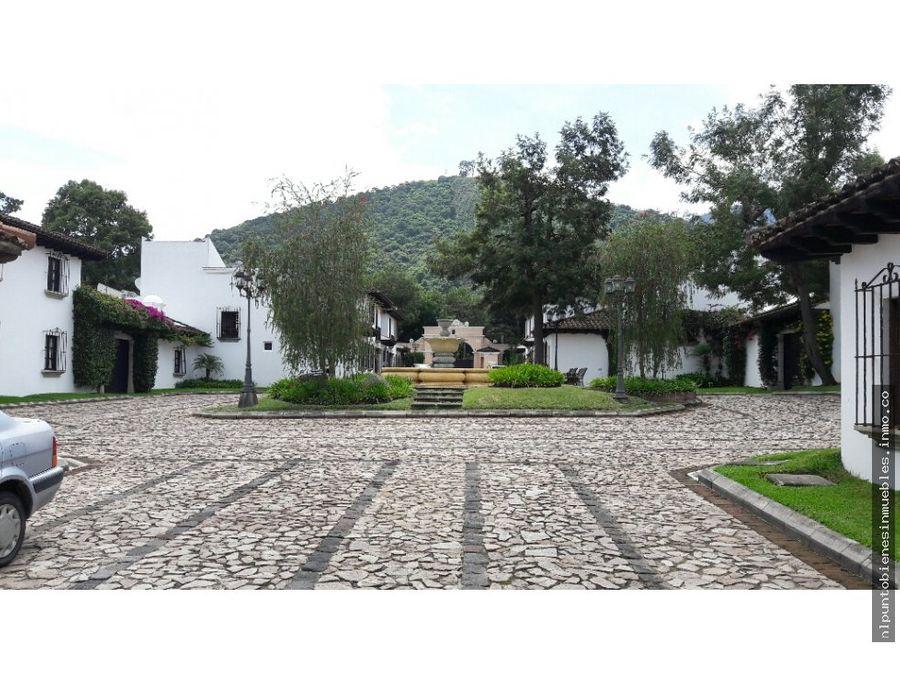 renta de casa en antigua guatemala