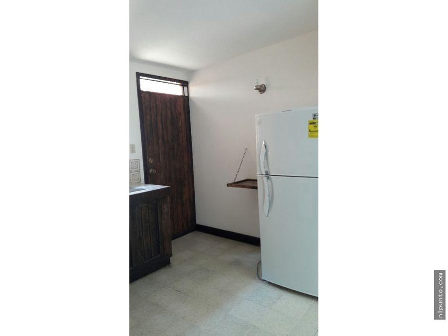 apartamento en casco de antigua a la renta