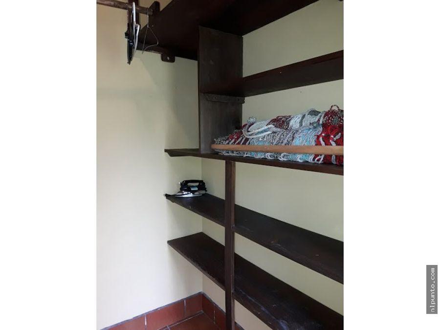 apartamento en renta en el casco de antigua g