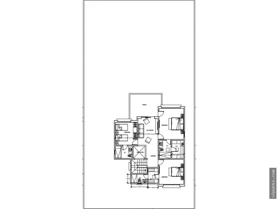 casa en venta en san pedro las huertas