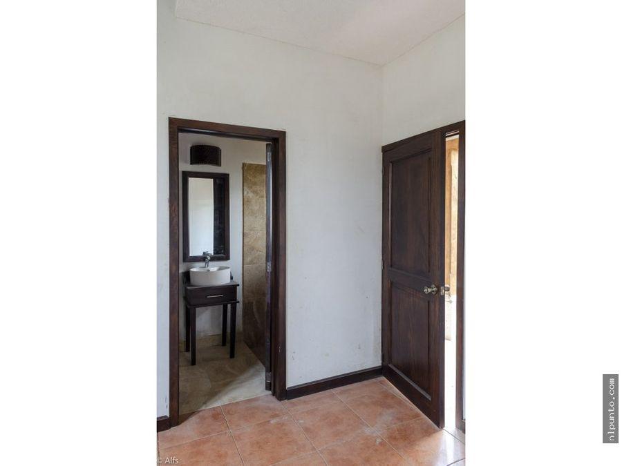 casa en venta dentro de condominio en san pedro