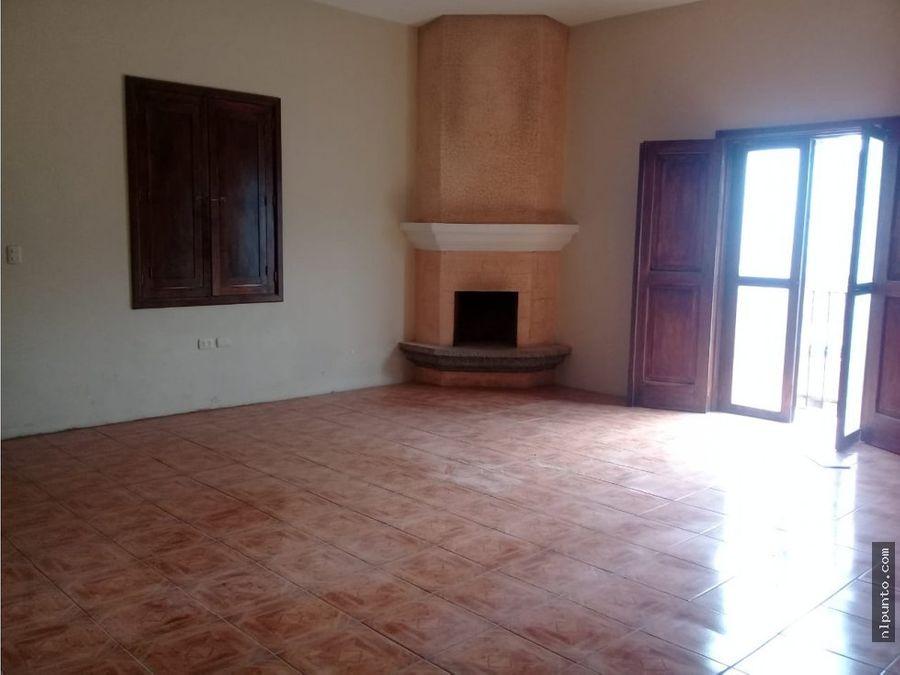 casa a la venta en ciudad vieja sacatepequez