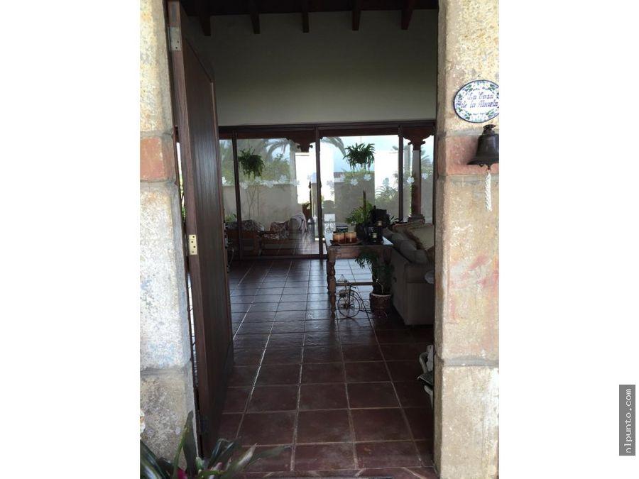 hermosa casa a la venta en san miguel duenas