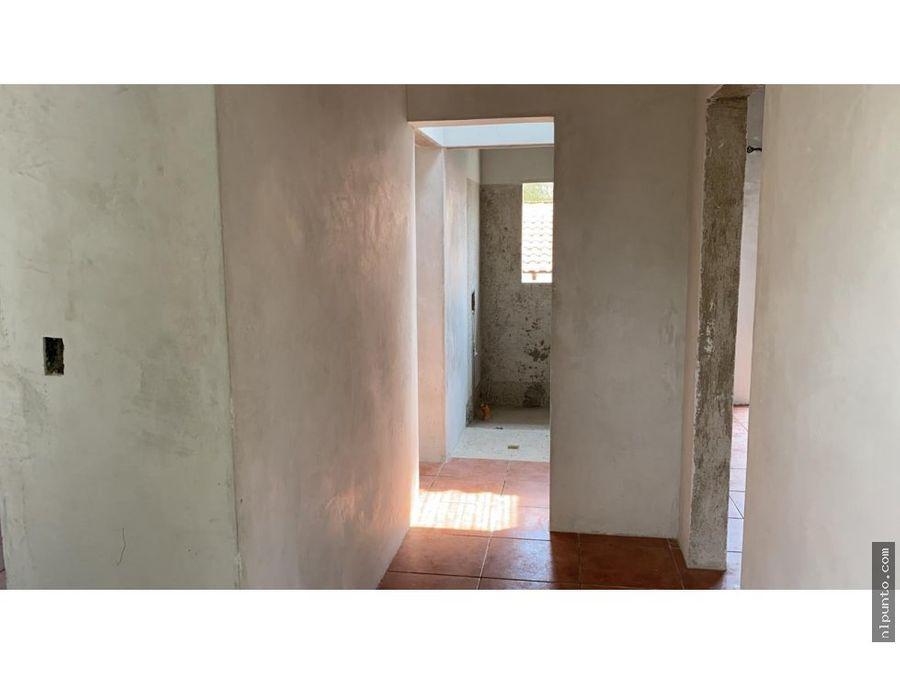 a la venta casa en condominio en san pedro