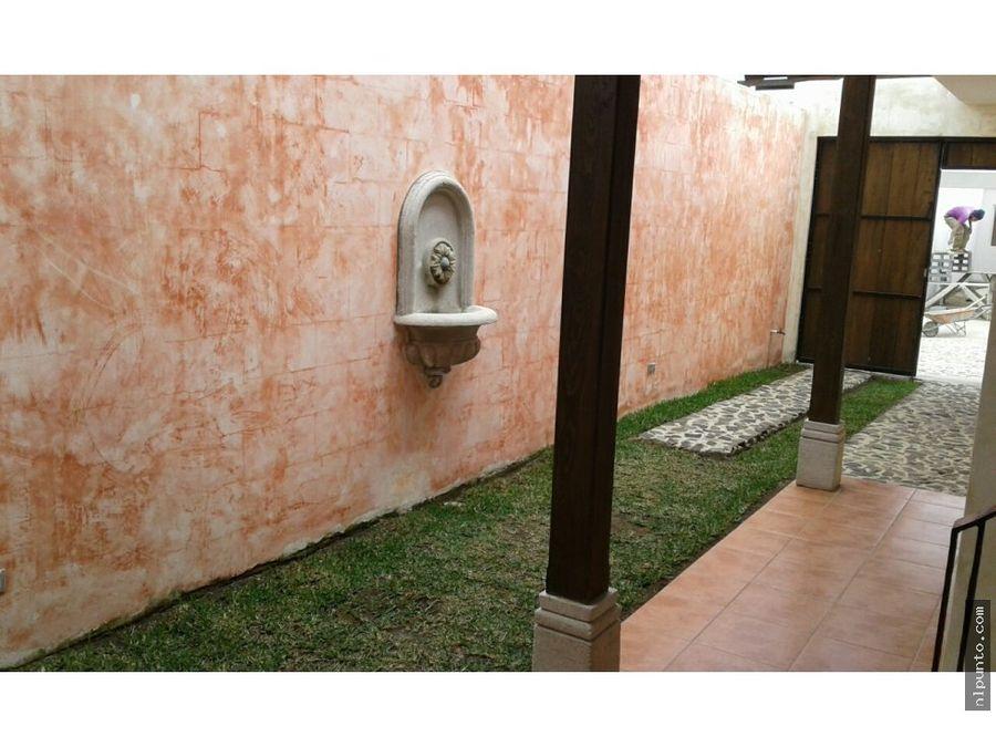 proyecto de casas en san pedro las huertas