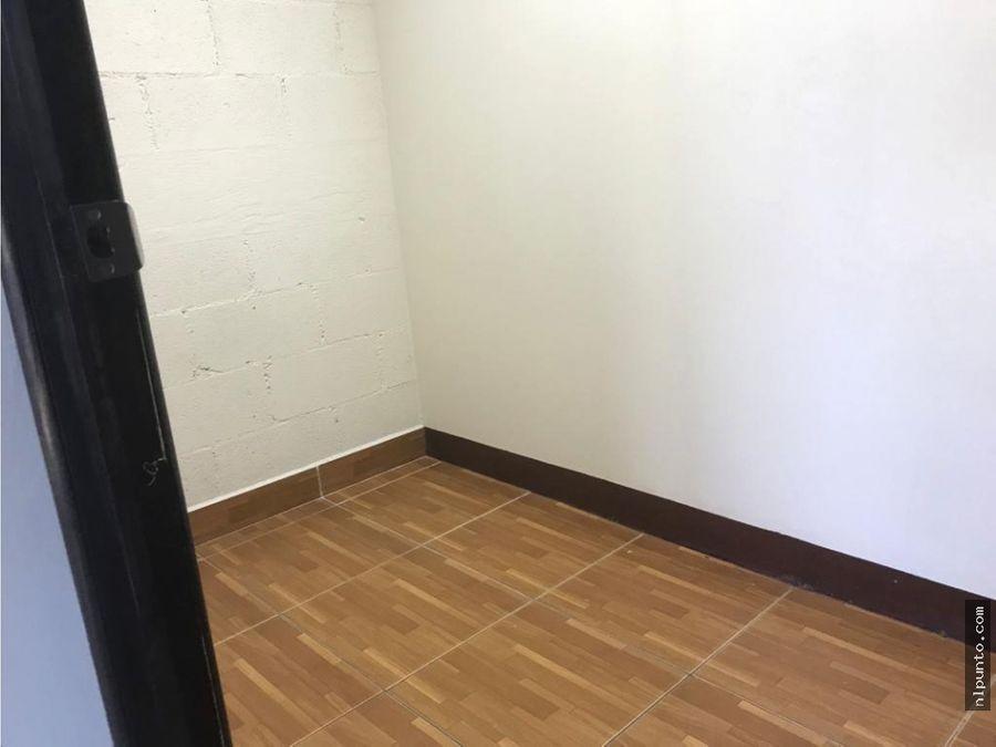 oficina en renta en zona 15 edificio domani