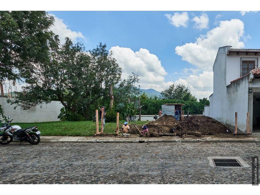 casa en venta ubicada en san pedro las huertas en condominio