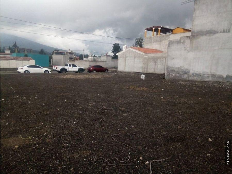 terrenos en venta en san miguel duenas