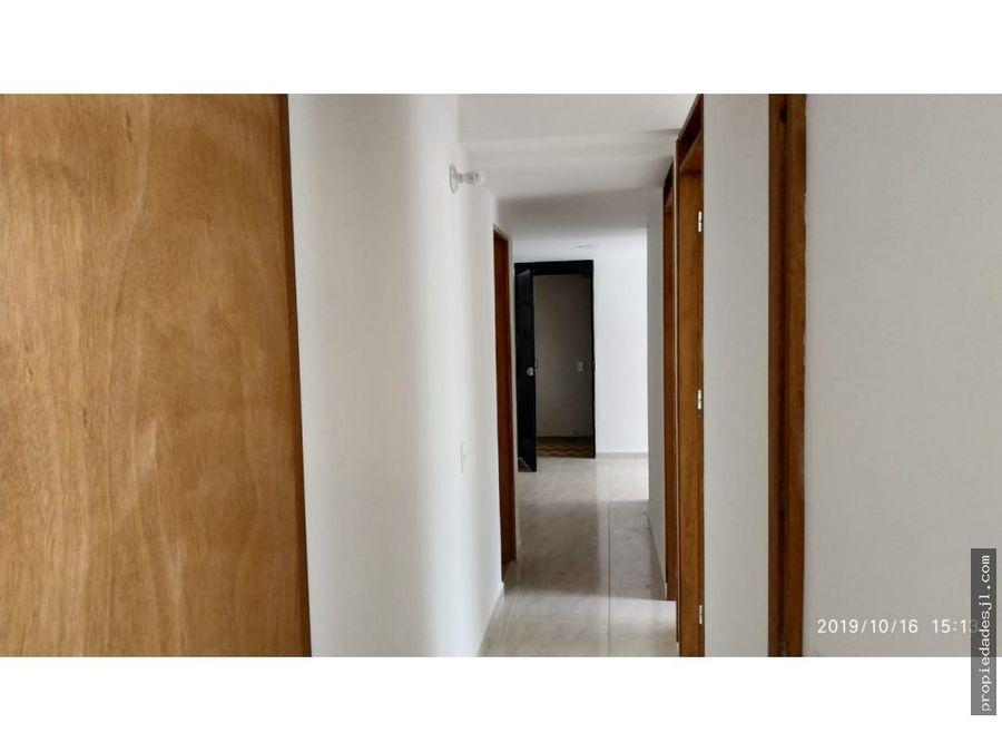 apartamento unidad cerrada la ceja