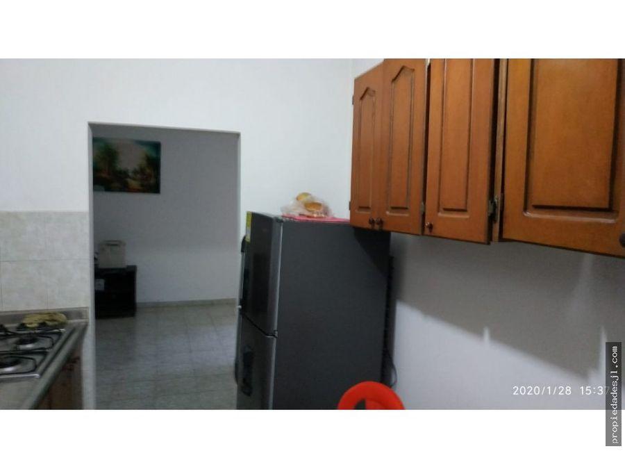 se vende apartamento en marinilla primer piso
