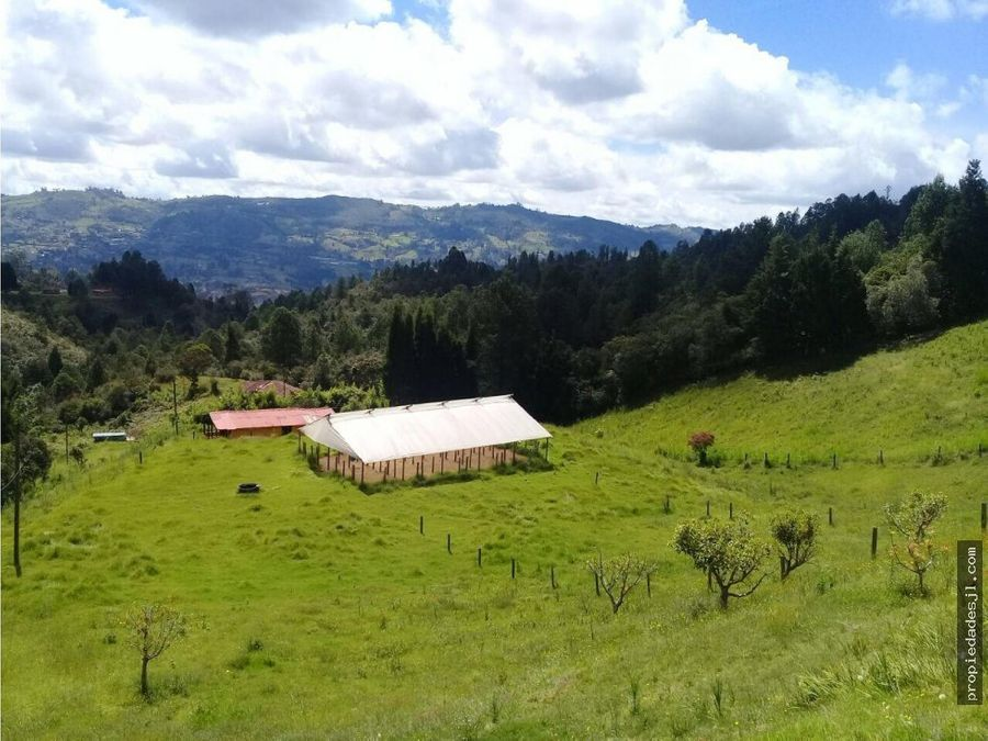 se vende finca en guarne